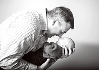 A New Daddy's Love....