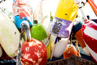 Buoys In Provincetown